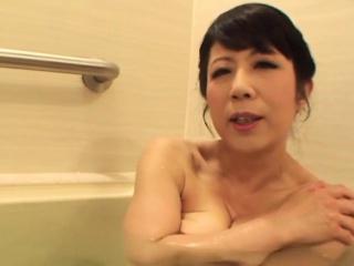 Mature japanese having it away