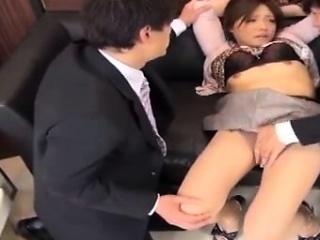 Japanese Wife Ayumu Pays Entrust (MrBonham)