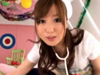 Aroused japanese girl gets satisfy leave especially bettor in consummate pov